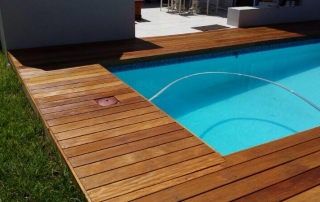 timber decking installer Garapa Pinelands 2