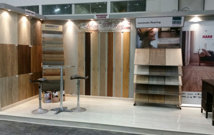 Libra Flooring Homemakers Expo CTICC Find us at Stand D20
